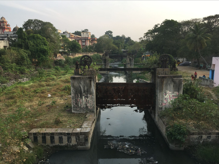 Right click to download: Buckingham Canal in Chennai (Groß).png