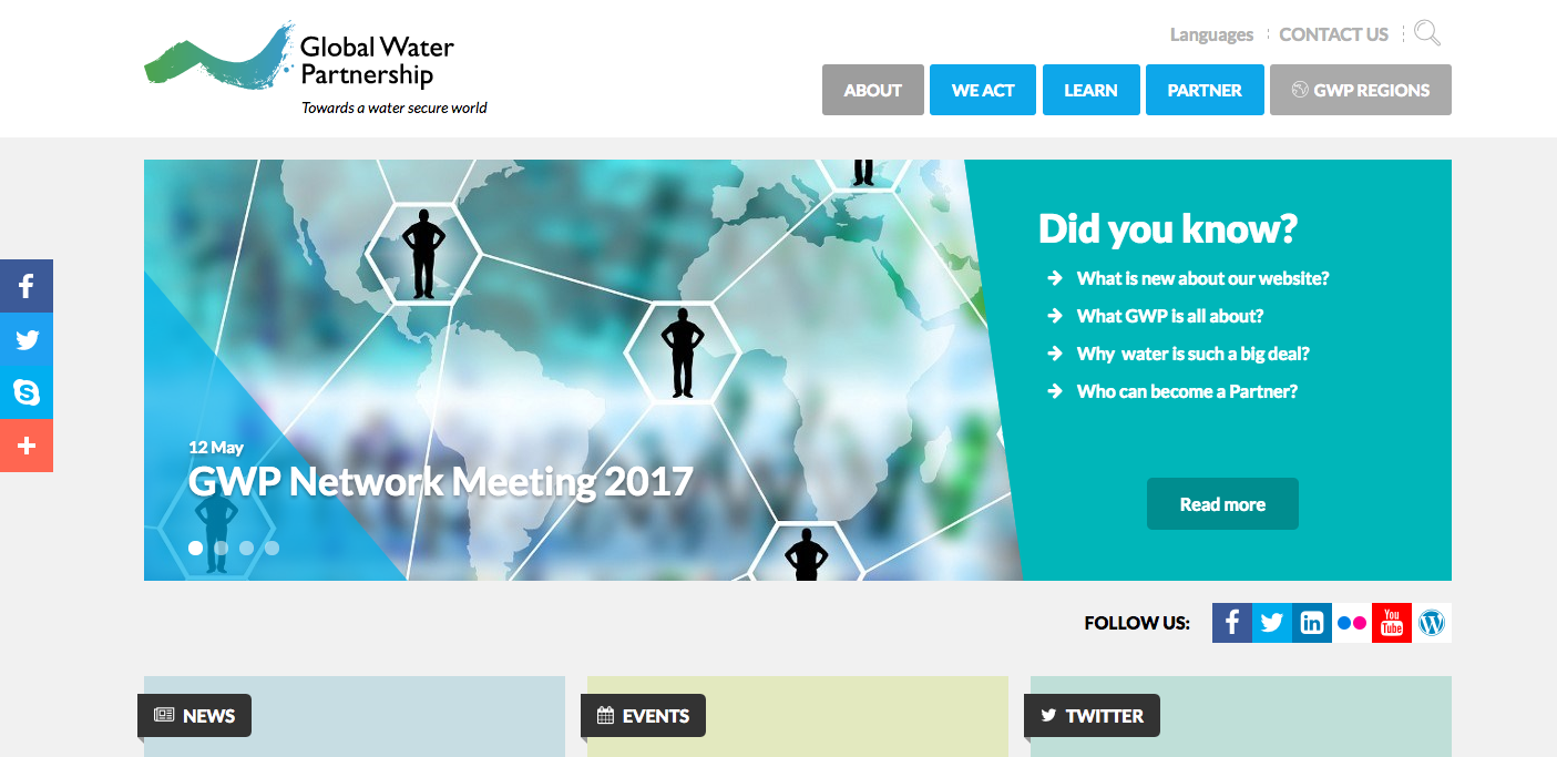 Bild Global Water Partnership